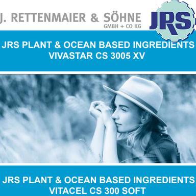 Microbilles, épaississants : JRS présente 2 alternatives naturelles