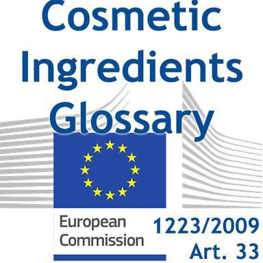 Publication du nouveau glossaire européen des ingrédients cosmétiques