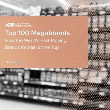 Le Top 100 des marques d'Euromonitor