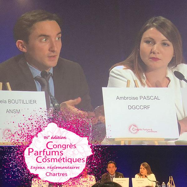 Ambroise Pascal et Céline Nowak