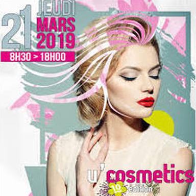 U'Cosmetics 2019