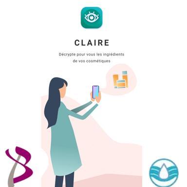 L'application qui veut être Clair(e) sur les ingrédients cosmétiques