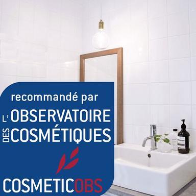 Une sélection de cosmétiques minimalistes