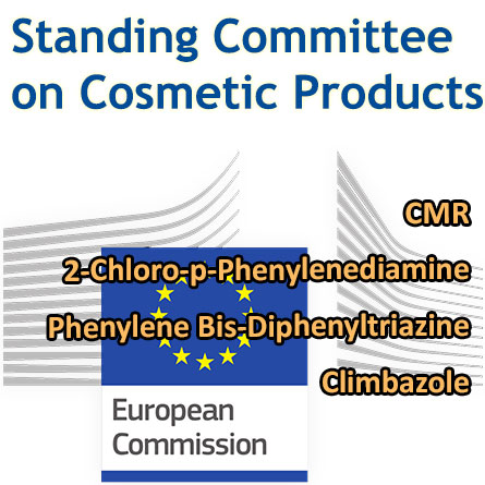 4 draft Regulations approved by the Standing Committee on Cosmetic Products