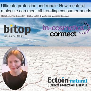 Ectoin® natural de bitop : au cœur des tendances du moment