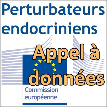 Perturbateurs endocriniens en cosmétique:1er appel à données de la Commission européenne