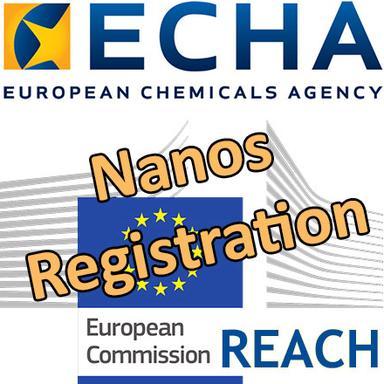 Mise à jour des lignes directrices de l'ECHA pour l'enregistrement des substances sous forme nano