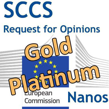 Nanos (Or, Platine) : Demandes d'Opinions au CSSC