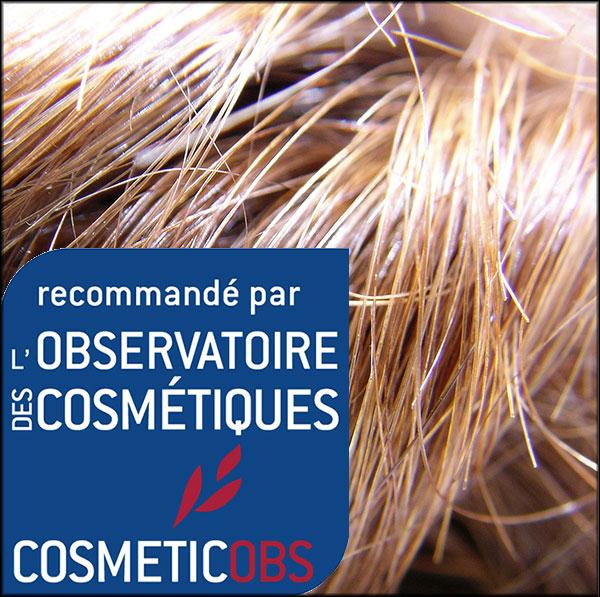 Une sélection de soins cosmétiques pour cheveux secs