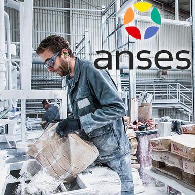 Nano-TiO2 : l'ANSES recommande des valeurs limites d'exposition professionnelle