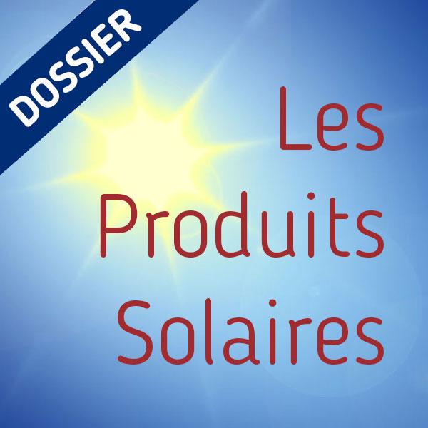 Dossier Produits Solaires de CosmeticOBS