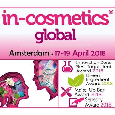 Logo in-cosmetics global 2018