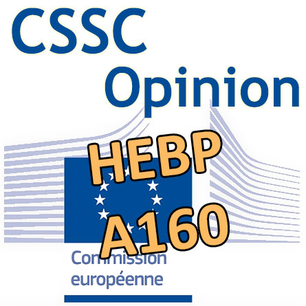 HEPB, A160: Opinions du CSSC