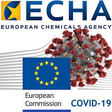 L'ECHA détaille son soutien à l'effort européen contre le coronavirus