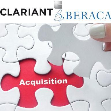 Clariant acquiert la totalité de Beraca