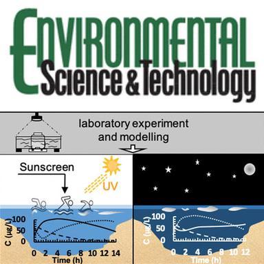 Les crèmes solaires relarguent métaux et nutriments inorganiques dans l'eau de mer