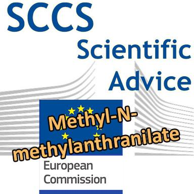 Avis scientifique du CSSC sur le Methyl-N-methylanthranilate
