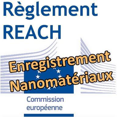 REACH : nouvelles exigences d'enregistrement pour les nanos