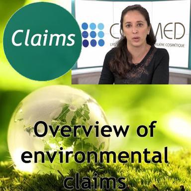 Les allégations environnementales à l'International