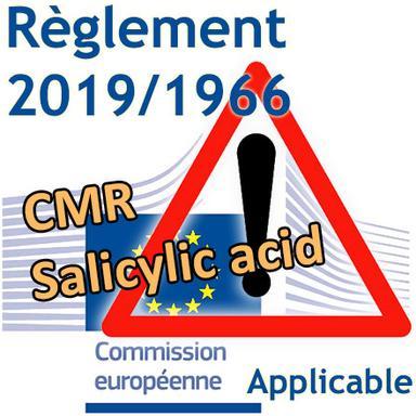 Rappel : le 2e Règlement CMR applicable depuis ce 1er mai 2020