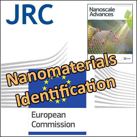 A technique for nanomaterials identification