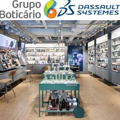 Boticário choisit Dassault Systèmes pour numériser la fabrication de 300millions de produits par an