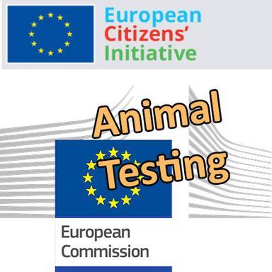 """Enregistrement de l'initiative citoyenne européenne  """"Stop à la cruauté dans les cosmétiques"""""""