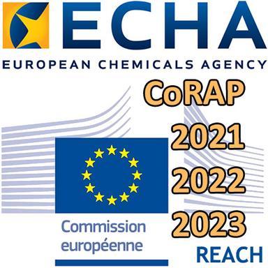 """Le CoRAP 2021-2023 : 18 substances """"cosmétiques"""" à évaluer"""