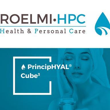 Principhyal® Cube3 : l'acide hyaluronique puissance 3 de Roelmi HPC