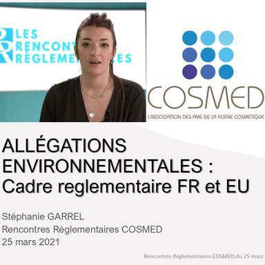 Le nouveau cadre réglementaire des allégations environnementales