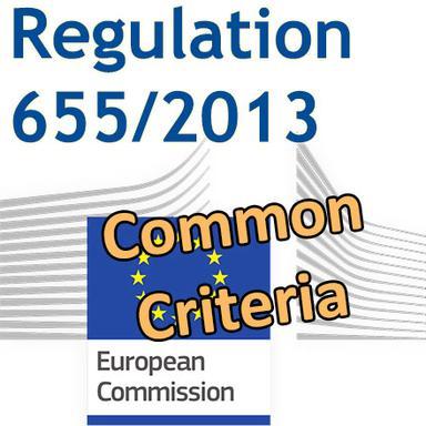Règlement 655/2013 sur les Critères Communs