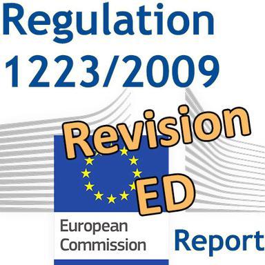 Rapport de la Commission européenne sur la révision du Règlement Cosmétiques pour les perturbateurs endocriniens