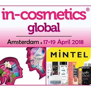 Logo in-cosmetics et nouveautés produits
