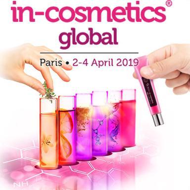 in-cosmetics Global à Paris