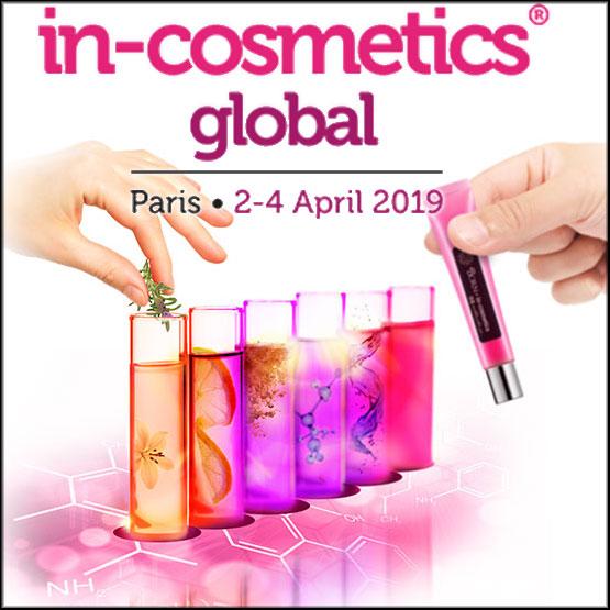 in-cosmetics Global in Paris